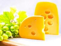 Упало настроение - покупайте сыр