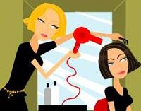 Визит к парикмахеру как способ поднять настроение
