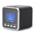 Аккумуляторный MP3-плеер спикер с будильником