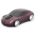 Беспроводная оптическая мышь в виде автомобиля