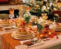Продумайте новогодний стол - хлопоты по хозяйству поднимут вам настроение