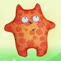 Подушка мнушка - антистрессовая игрушка