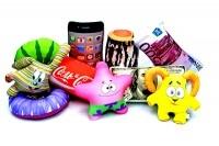 Антистрессовые подушки и другие игрушки для поднятия настроения