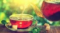 Травяной чай поднимает настроение