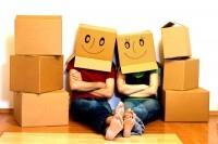 Как сохранить хорошее настроение во время переезда