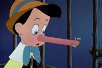 Пиноккио - патологический врун