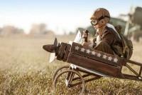Полёты - мечта детства