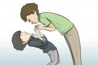 Страх общения может быть родом из детства