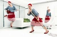 Уборка в доме как средство борьбы с плохим настроением