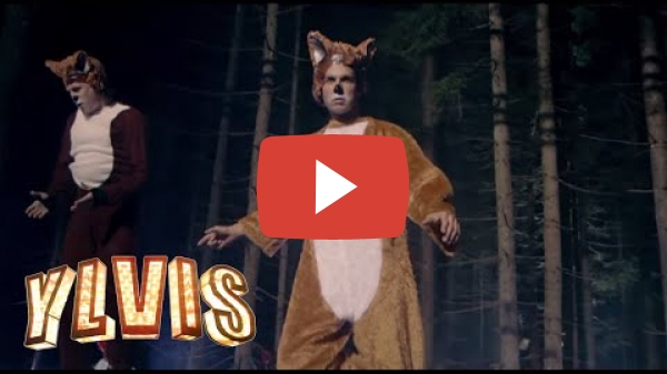 Ylvis - The Fox - текст и перевод - видео-клип